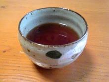 ショウガ入りプーアル茶のイメージ