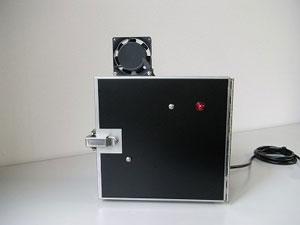 香り発散器DMD(黒色タイプ)
