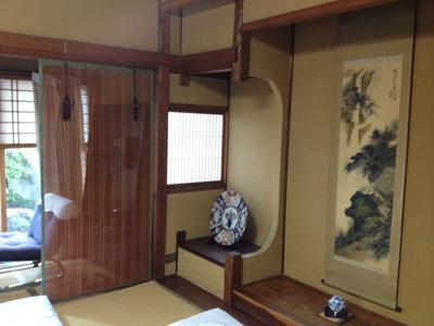 旅館 懐かしい和室