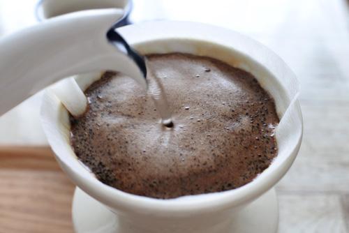コーヒーハンドドリップのイメージ