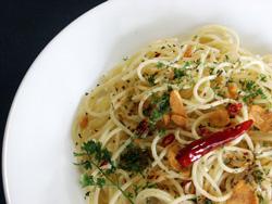 ニンニク料理イメージ