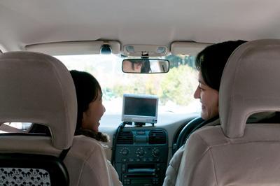 車内のイメージ