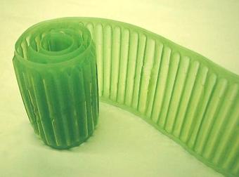 ロール状にした消臭剤のイメージ