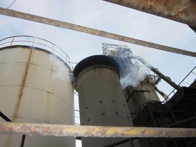 石灰工場イメージ