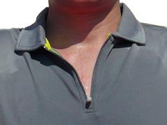 汗のイメージ