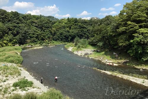 奥多摩の河川