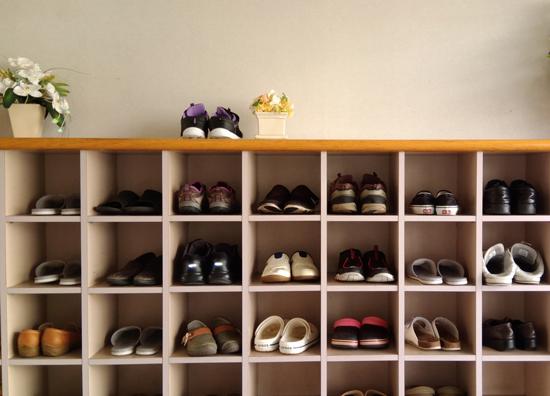 靴箱のイメージ