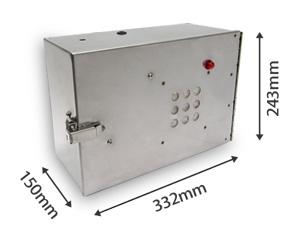 DMDモニター消臭器