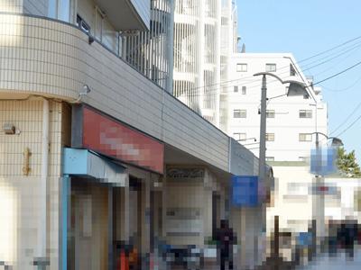 マンションにある飲食店イメージ