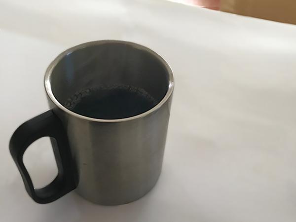 入れたてのコーヒー